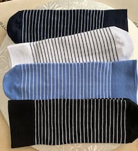 Premium cotton blend socks Diabetic non Elastics non Binding -unisex