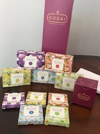 GODAI BARS FOR HAIR & HANDS Nashville