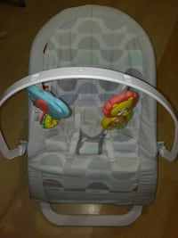 Baby Bouncer W/Vibration