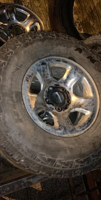 Dodge rims  Tifton, 31794