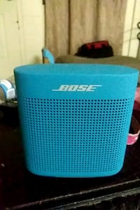 blue and black Bose portable speaker Las Vegas, 89106