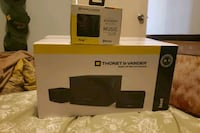 Thonet Vader Laut system with bluetooth receiver. Brand New never open Toronto, M1S 3H1