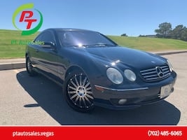 PT Auto Sales 2002 Mercedes CL 500 In house finance available!