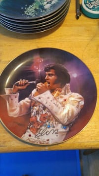 Elvis plate Woodlawn, 21207