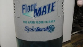 Hoover Spin & Scrub