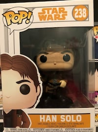 FOR SALE/TRADE: Han Solo Funko Pop Toronto, M3J 1N2