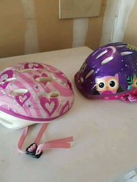 Girls bike helmet Richmond Hill, L4E 4B1