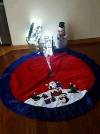 Christmas Tree Skirt 593 mi