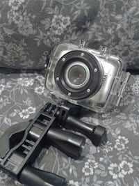 black and gray camera with case Lancaster, 93535