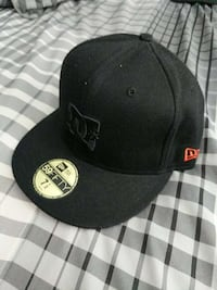 Used black dc new era cap for sale in Barrie - letgo 8f5ccb4d2bb