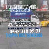 NAKLİYAT YAPİLİR