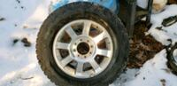 "1, 20"" ford super duty wheel and a/t tire Berkeley Springs, 25411"