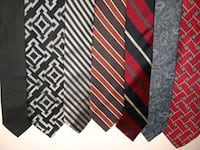 Assorted ties (all for $5.00) Brampton, L7A 1R9