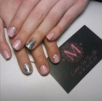 New client special for Manicure w/gel polish $16