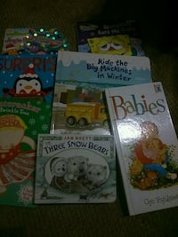 7 Board books London, N5W 2Y8