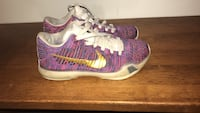 KOBE X elite low Size 8 Burlington, 05401