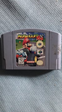 Authentic Mario Kart 64 CartridgGame Niagara Falls, L2J 2C8