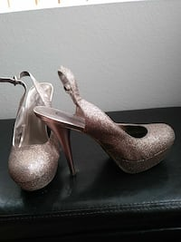 Candies high stilettos size 10 Henderson, 89074