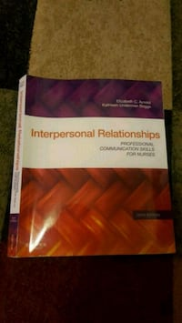 Interpersonal relationships  538 km