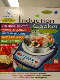 Panda Induction cooker Barrie, L4N 6L9