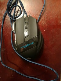 Gaming mouse 3726 km