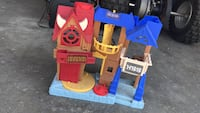 two blue and red plastic toys Riverside, 92504