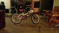"Kids 20"" bike..never ridden stored inside Tucson, 85712"