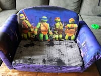 TMNT fold out couch Edmonton, T6K 3H7