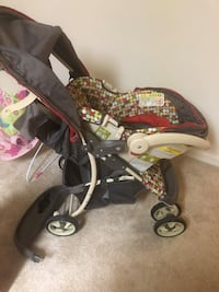 Child cart, child car seat and a bag Frederick, 21703