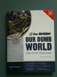 The Onion Our Dumb World book Fruit Cove, 32259