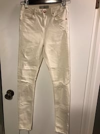 Topshop Jamie Highrise Size 28/34
