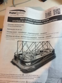 navigloo winter boat storage manual London, N6K 2B7