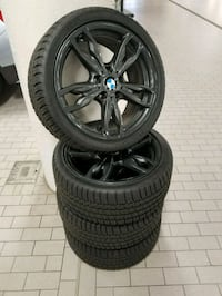BMW M235i Wheel and Tire Set Leesburg, 20175