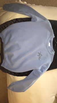 Blue cute comfy sweater  St Albert, T8N 7H2