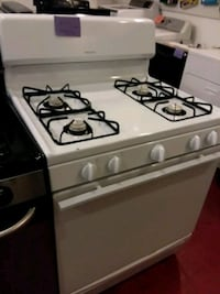 Hotpoint stove gas excellent condition