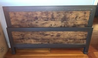 Queen sized - Headboard/Bed frame