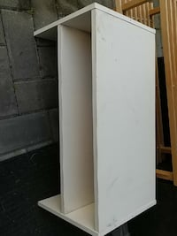 white wooden 2-door wardrobe Richmond, V6Y 1E4