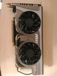 MSI Geforce GTX 560 Twin Frozr 2