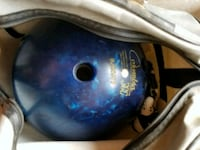 Bowling ball with bag Talent, 97540