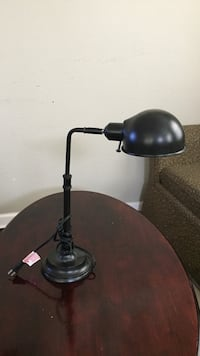 Black desk lamp New Orleans, 70122