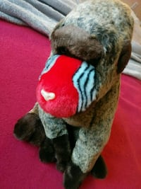 Used Collectable TY Beanie Baby (Baboon) for sale in Decatur - letgo 0e90074cc73