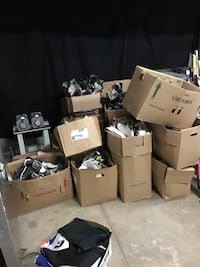 Used skates from $5 hockey and figure  Hamilton, L8W 3A1