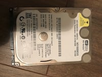 Sata 160gb laptop hdd Richmond Hill, L4C 1V6