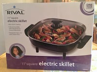 11-inch Electric Skillet Washington, 20011