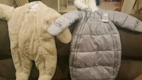 Brand new infant snowsuits Baltimore, 21215