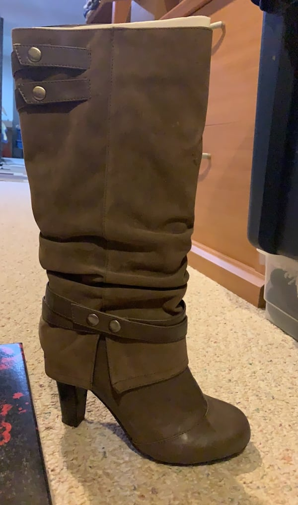Calf boots by Fergie 2