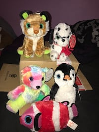 assorted animal plush toy collection Springfield, 22152