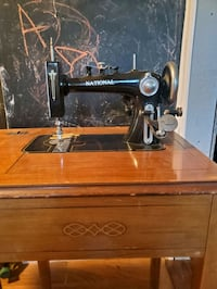 Antique National Sewing machine