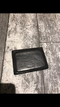 Men's Rudsak charcoal gray wallet 20$ firm  Le Gardeur, J5Z 3W6