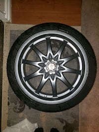 Rims & rubber for sale!! Vancouver
